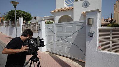 Asesinada una mujer de 57 años presuntamente por su pareja en una urbanización de Calpe, Alicante
