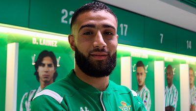 Fekir firma con el Betis hasta 2023