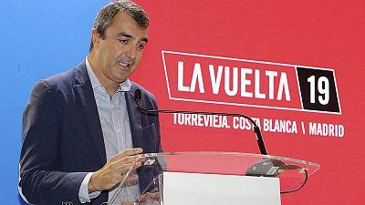 El director general de la Vuelta a España, Javier Guillén.