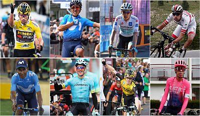 #EnLista: Los favoritos para ganar la Vuelta 2019