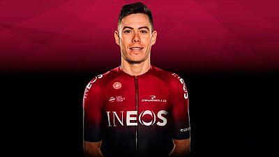 David de la Cruz sí correrá la Vuelta a España 2019.