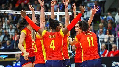 La selección española vuelve a disputar un torneo de alto nivel.