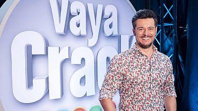 Martín Barreiro, primer invitado de la semana en 'Vaya Crack