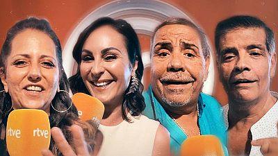 Ana Milán, Yolanda Ramos y Los Chunguitos responden a las preguntas de sus compañeros