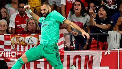 Madrid ante el Sevilla