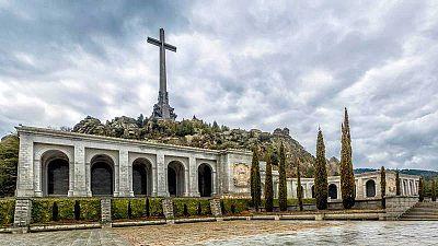 Los restos del dictador se encuentran en el Valle de los Caídos desde su muerte, en 1975.