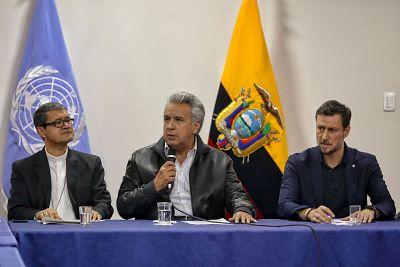 El Gobierno de Ecuador y el movimiento indígena llegan a un acuerdo que termina con las protestas