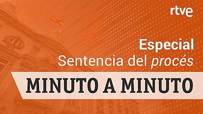 ESPECIAL RTVE | Minuto a minuto