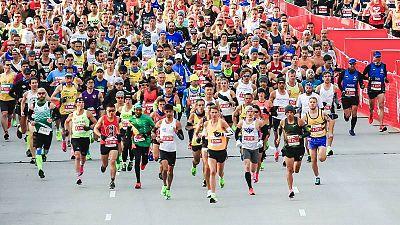 El COI plantea Sapporo como sede del maratón y marcha en Tokio 2020
