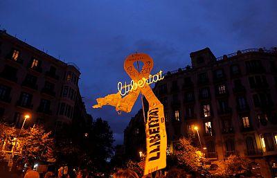 Fotogalería: séptima jornada de protestas en Cataluña