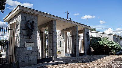 Prohíben una concentración en el cementerio Mingorrubio donde será inhumado Franco