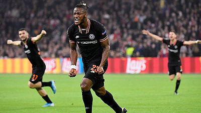Champions League - Group H - Ajax Amsterdam v Chelsea