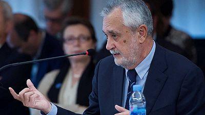 El expresidente andaluz José Antonio Griñán.