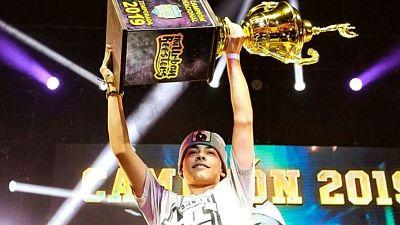 Trueno, campeón FMS 2019