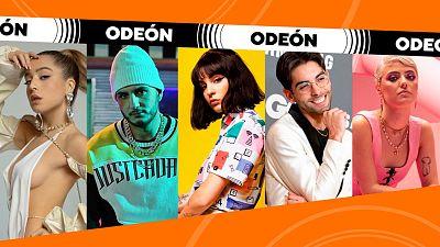 Premios Odeón, síguelo en directo esta noche en La 1 de TVE