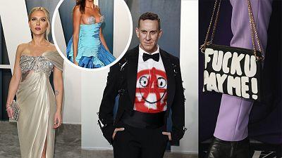 Todos los 'looks' de la fiesta Vanity Fair de los Oscars 2020