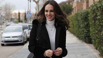 La presentadora Eva González