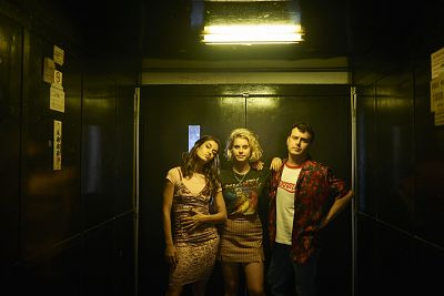 Conoce a Elisabet Casanovas, Júlia Bonjoch y Artur Busquets, los protagonistas de 'Drama'