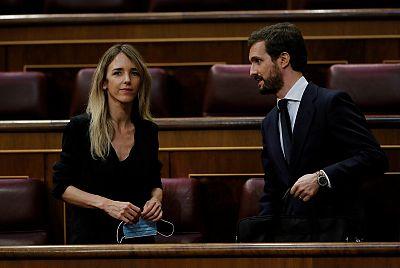 """PP, Vox y Cs piden la reprobación de Marlaska por """"mentir"""" sobre el cese de Pérez de los Cobos"""