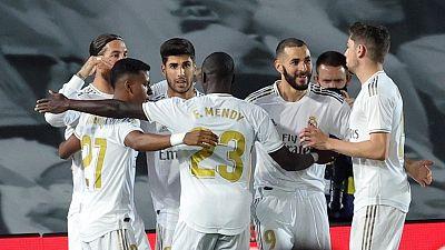 Las cuentas del Madrid para el alirón