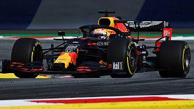 Imagen: Verstappen, el mejor en los entrenamientos libres del GP de Estiria