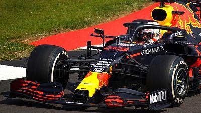 Verstappen, campeón del Gran Premio 70º Aniversario