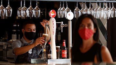El sector de la hostelería, uno de los grandes afectados por el coronavirus