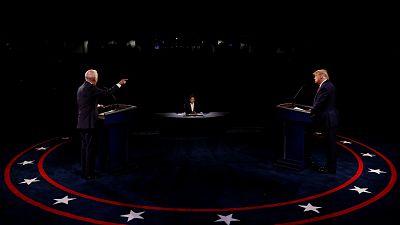Abraham Lincoln, Kim Jong-un, Hitler y Ucrania: los momentos más destacados del último debate