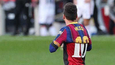 El Barça se da un homenajde de '10'