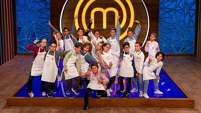 Los 16 concursantes de MasterChef Junior 8