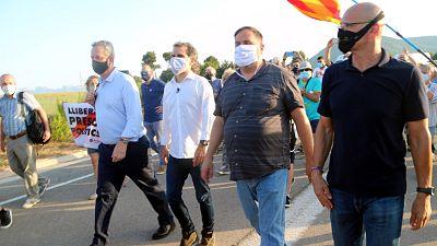 La junta de la presó de Lledoners proposa el tercer grau per majoria per Junqueras, Forn i Romeva