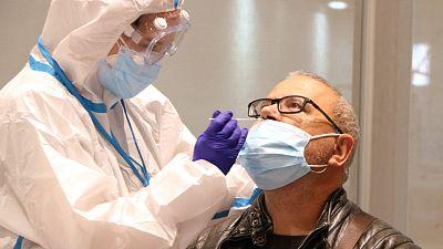 El primer cas de la variant britànica del coronavirus a Catalunya es va confirmar el 7 de gener