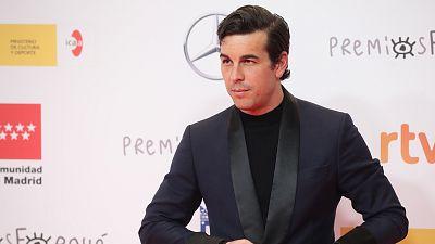 Mario Casas en los Premios Forqué 2021