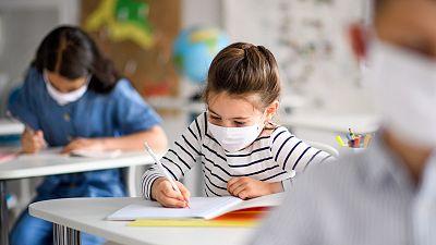 Educació fa un balanç positiu de la primera setmana del curs escolar