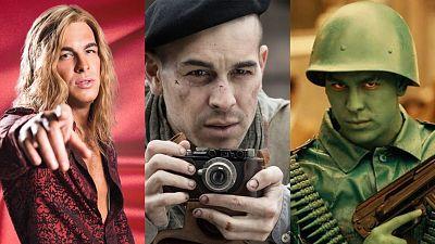 Mira las películas de Mario Casas disponibles en Somos cine