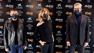 Los premios Goya se entregarán de manera telemática