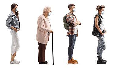Los cambios en el perfil de edad de las víctimas del coronavirus en España