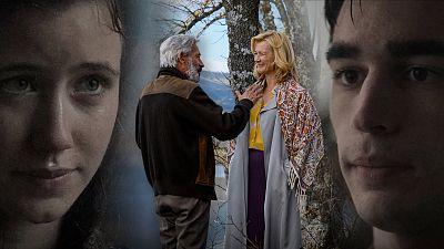 María Bernardeau y Daniel Arias son los adolescentes Merche y Antonio en Cuéntame