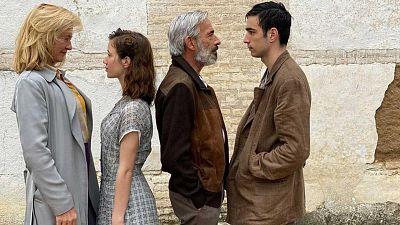 Imanol Arias frente a Daniel Arias y Ana Duato frente a María Bernardeau
