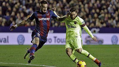 Liga | Levante-FC Barcelona
