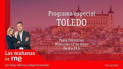 'Las mañanas de RNE' celebra el VIII centenario de Alfonso X El Sabio en Toledo