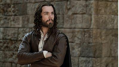 Carlos Cuevas interpreta a Salí en 'Leonardo'