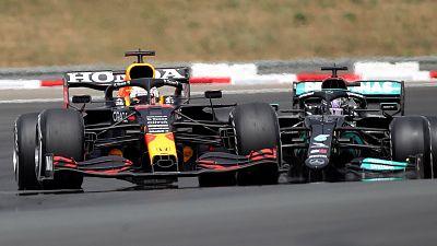Max Verstappen (Red Bull) se ha llevado la victoria en elGran Premio de Francia de Fórmula 1,