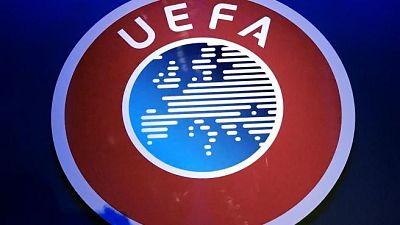 Sede de la UEFA en Nyon, Suiza
