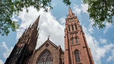 Catedral de la Inmaculada Concepción en Albany