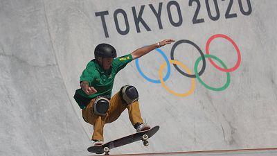 El skateboard ha sido uno de los deportes nuevos en Tokyo 2020