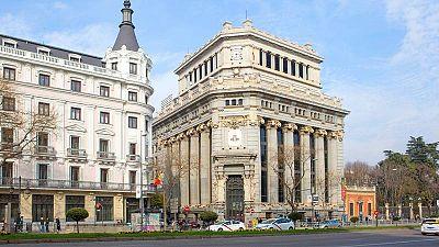 La sede del Instituto Cervantes en Madrid