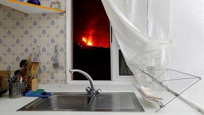 La erupción de La Palma se ha llevado por delante centenares de hogares.