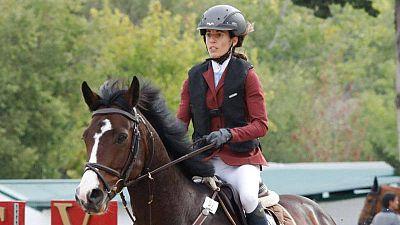 Elena Legarra, fallecida este domingo.