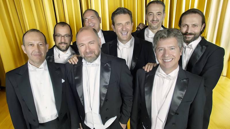 Los barítonos-bajos del Coro RTVE